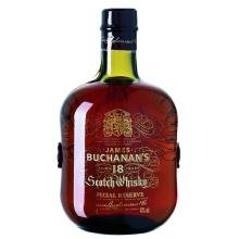 Whisky Buchanan's 18 Anos